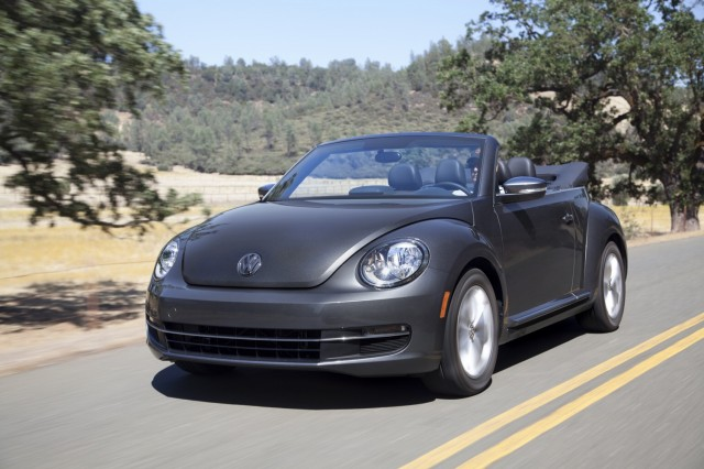 The company can reissue Volkswagen model Beetle electric option