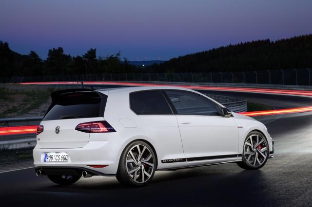 2016 Volkswagen GTI Clubsport