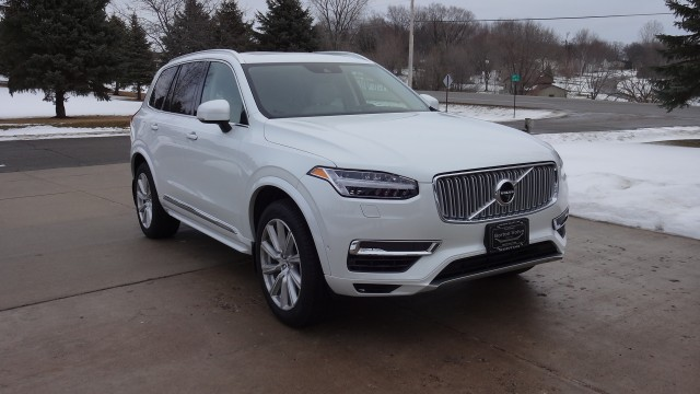 2016 Volvo XC90 T8 plug-in hybrid  [photo: Gary Renick, Twin Cities region]
