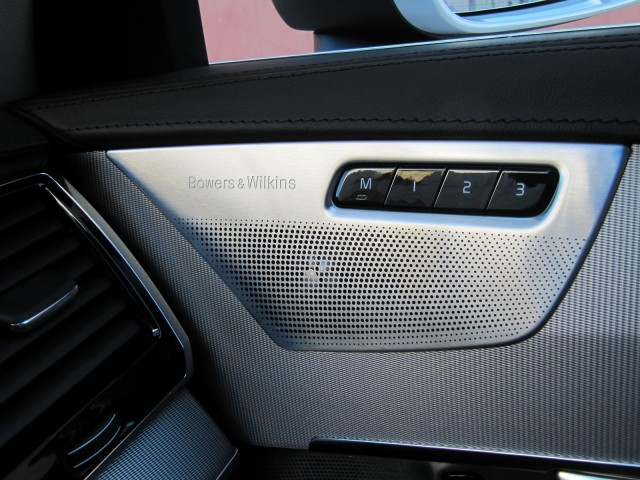 2016 Volvo XC90 T8 'Twin Engine' plug-in hybrid, Spain, Feb 2015