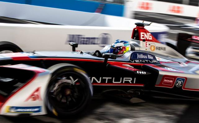 2017/2018 Venturi VF4 04 Formula E race car