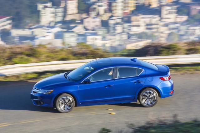 2017 Acura ILX vs. 2017 Audi A3: Compare Cars