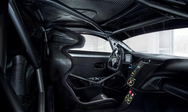 2017 Acura NSX GT3 race car