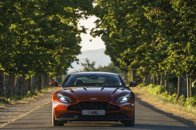 7 Ways The 2017 Aston Martin Db11 Is Still A Bond Car You Can Buy