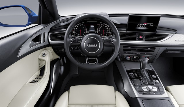 2017 audi a6 and a7 receive a few tweaks for Interieur cuir audi a6