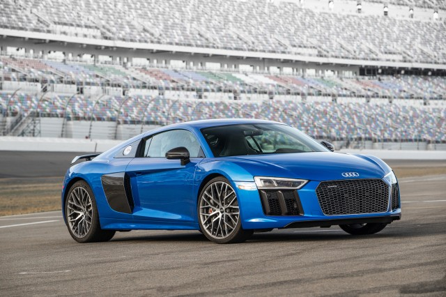 New Twin Turbo V 6 Pegged For Future Audi Sport Cars Including Entry Level R8