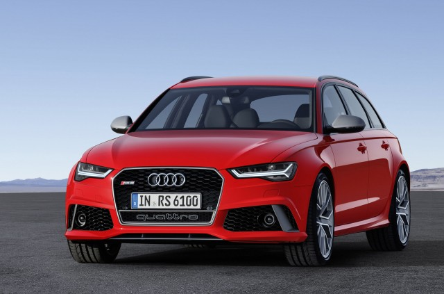 2016 Audi RS 6 Avant Performance