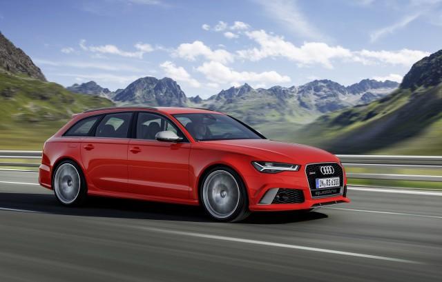 2016 Audi RS 6 Avant Performance