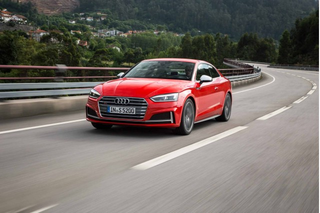 2017 Audi S5 First Drive