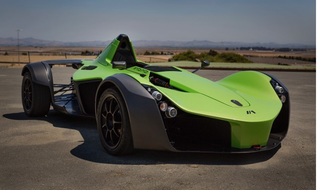 Worlds Fastest Car >> BAC Mono manufacturer launches in US