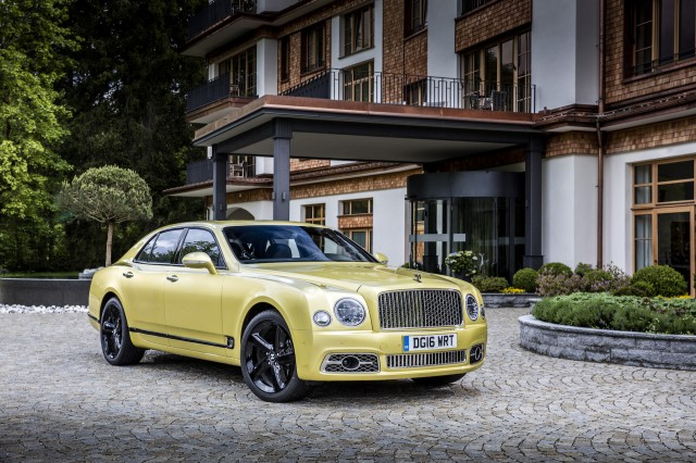 Locate Bentley Mulsanne Listings Near You