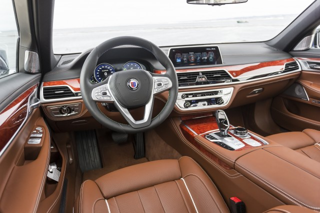 BMW Alpina B First Drive Review A Better BMW Page - Bmw 750i alpina