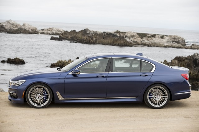 BMW Alpina B First Drive Review A Better BMW - Alpina bmw b7
