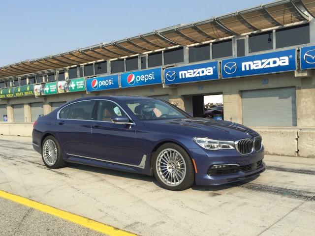 2017 BMW Alpina B7, 2016 Press Drive, Salinas, California