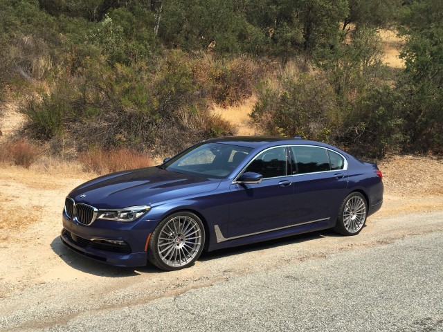 2017 BMW Alpina B7 first drive review a better BMW Page 3
