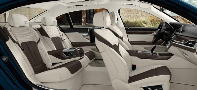 2017 BMW 7 Series Edition 40 Jahre