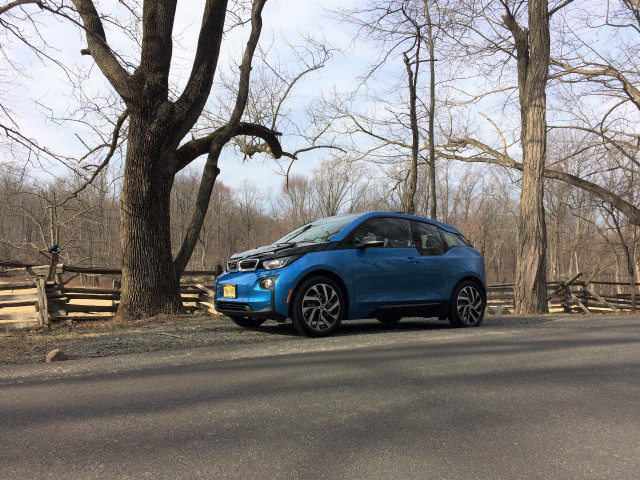 2017 Bmw I3 Rex Drive Review Of Range Extended Electric Car