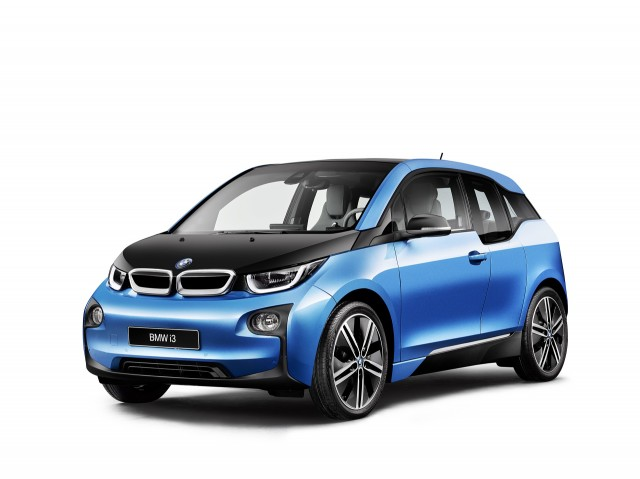 2017 Bmw I3 Up To 114 Miles Of Range From 50 Percent Battery Increase