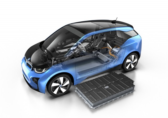 Bmw Electric Car Batteries To Be Used As Home Energy