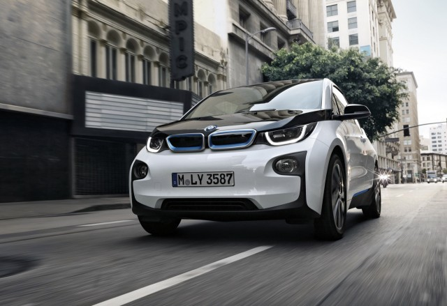 2017 Bmw I3 Rex 97 Mile Electric Range Lower Efficiency For Range