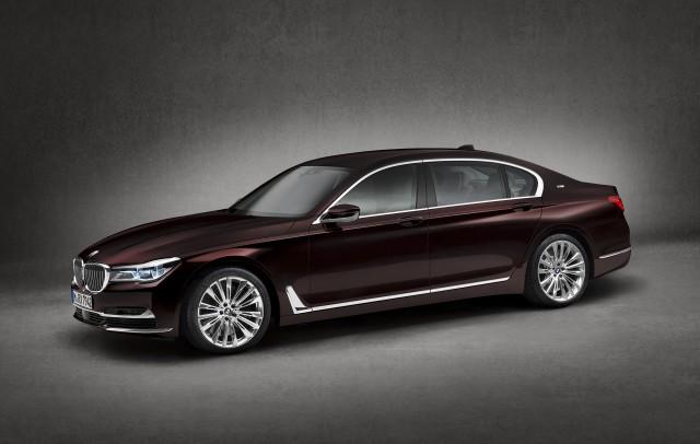 2017 BMW M760i xDrive V12 Excellence