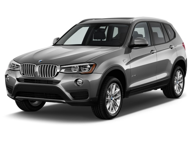 2017 bmw x3 review ratings specs prices and photos the car connection. Black Bedroom Furniture Sets. Home Design Ideas