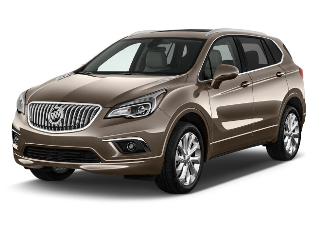 2017 buick envision review ratings specs prices and photos the car connection. Black Bedroom Furniture Sets. Home Design Ideas