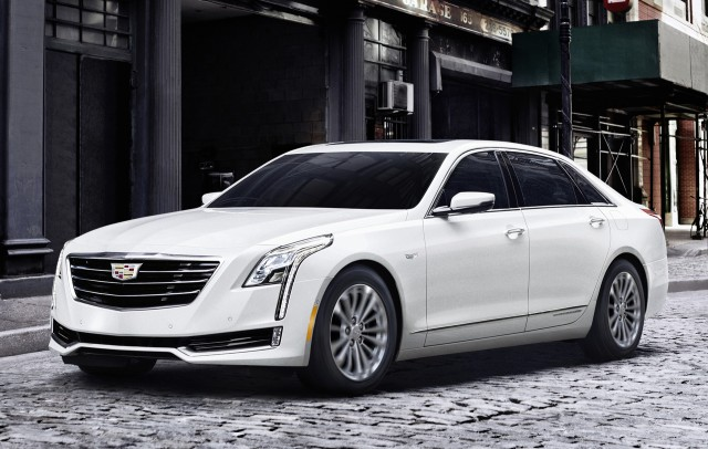 2017 Cadillac Ct6 Plug In Hybrid