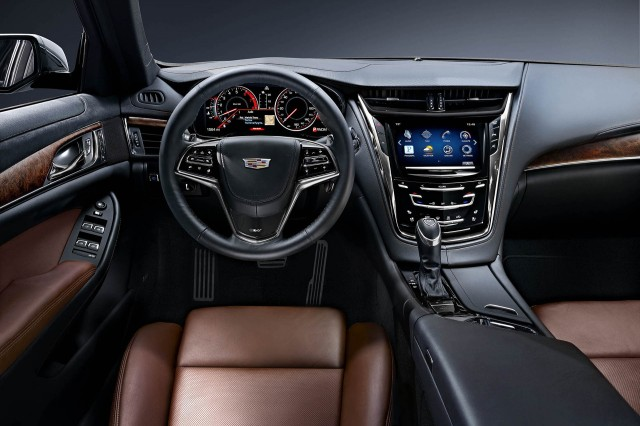 2017 Cadillac CTS