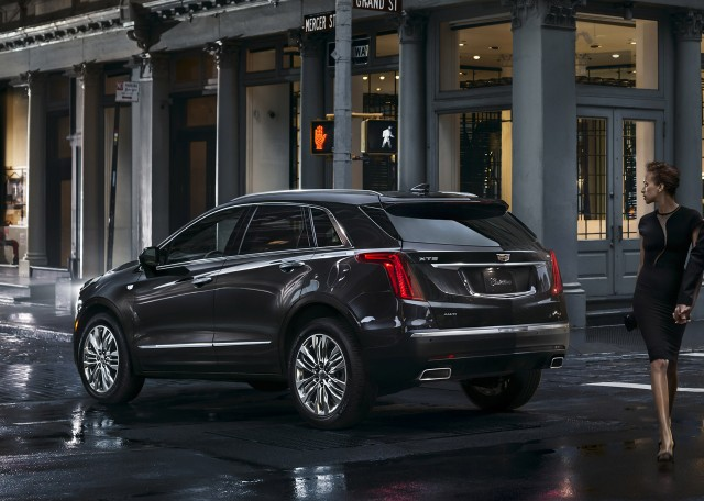 2017 Cadillac Xt5 Preview