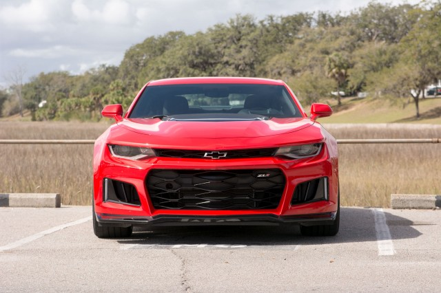 2017 Chevrolet Camaro ZL1 first drive review: too fast to be fun