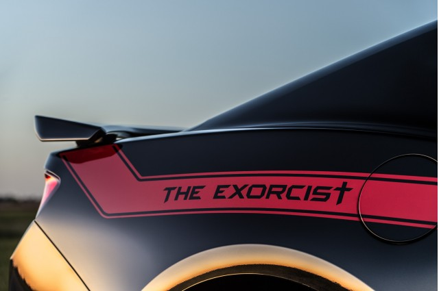 Hennessey The Exorcist Chevrolet Camaro ZL1
