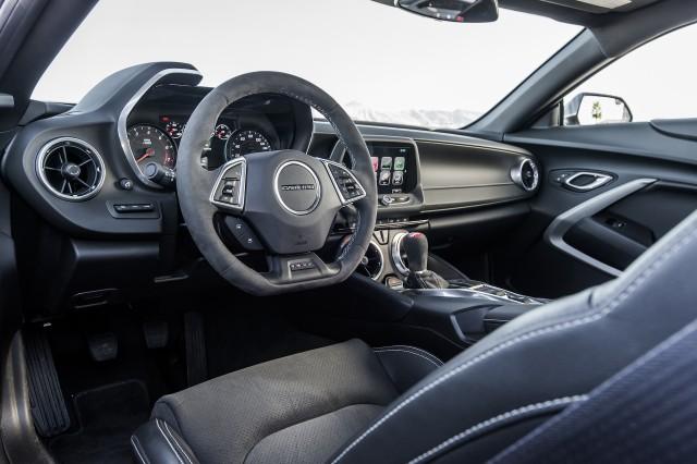 2017 Chevrolet Camaro 1LE