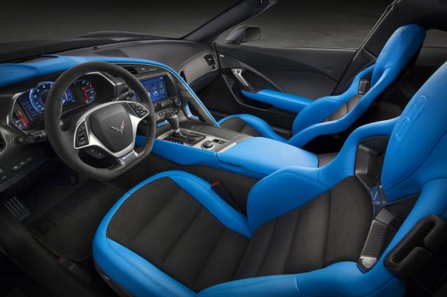 2017 Chevrolet Corvette Grand Sport Collector Edition