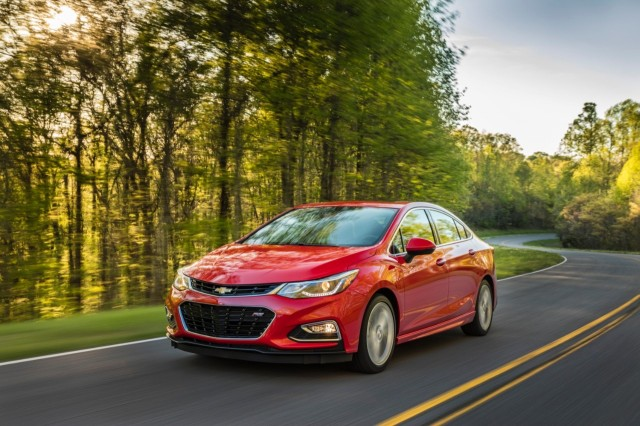 Chevrolet Cruze Diesel Prices Released From 24 670 Up Update