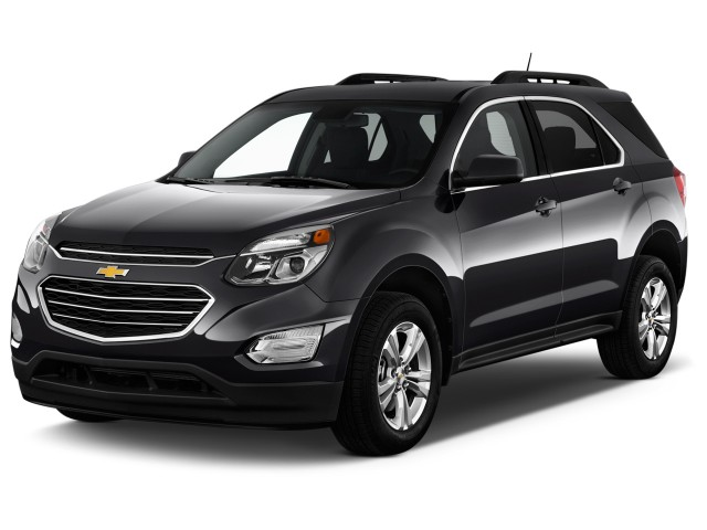 2017 Chevrolet Equinox (Chevy) Review, Ratings, Specs ...