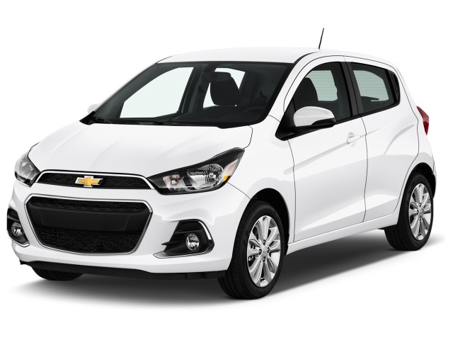 2017 Chevrolet Spark (Chevy) Review, Ratings, Specs ...