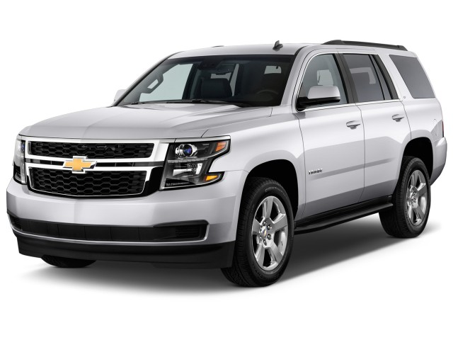 2017 Chevrolet Tahoe (Chevy) Review, Ratings, Specs ...