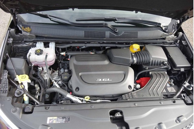 2017 Chrysler Pacifica fuel economy review