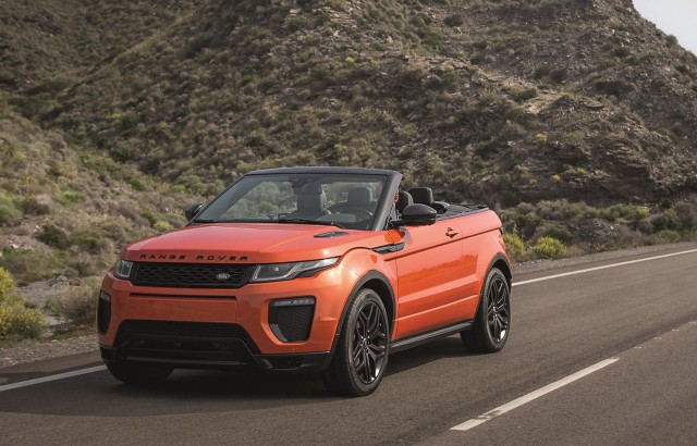 2017 Land Rover Range Rover Evoque Review Ratings Specs Prices