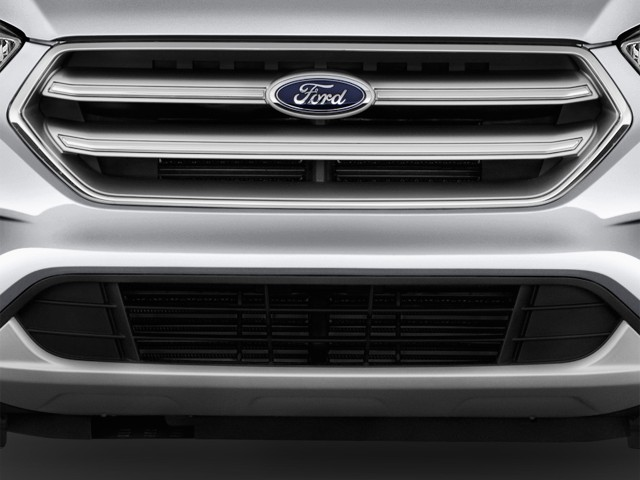 Grille - 2017 Ford Escape SE 4WD & Fordu0027s 13 u0027electrifiedu0027 cars are all hybrids plug-ins or ... markmcfarlin.com