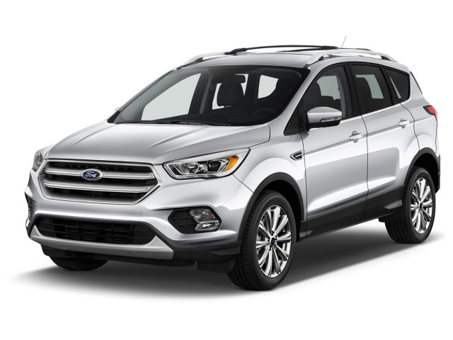 2017 Ford Escape Review Ratings Specs