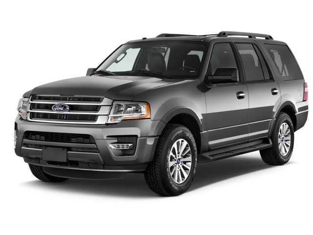 Ford Expedition Xlt X Angular Front Exterior View Reviews Specs Photos Inventory