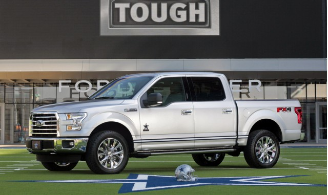 2017 Ford F-150 Dallas Cowboys edition