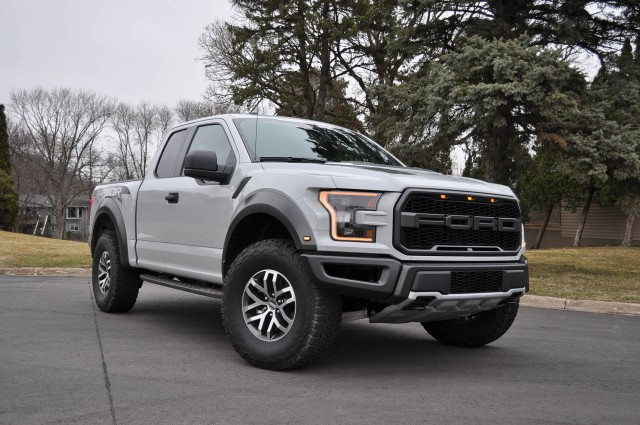 2019 Ford Ranger Raptor Debuts With 210 Horsepower Diesel