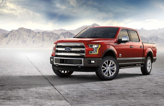 2017 Ford F 150 pickup gas mileage rises to 21 mpg bined