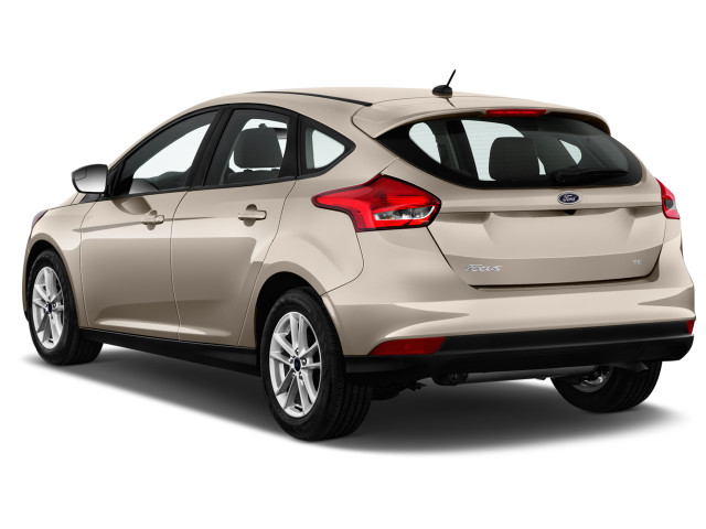 2017 Ford Focus Review Ratings Specs