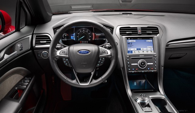 2017 Ford Fusion & 2017 Ford Fusion V6 Sport revealed with all-wheel drive twin ... markmcfarlin.com