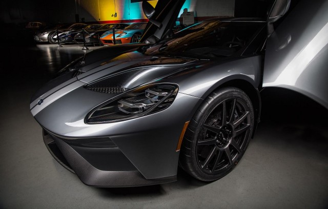 2017 Ford GT owned by Jack Roush