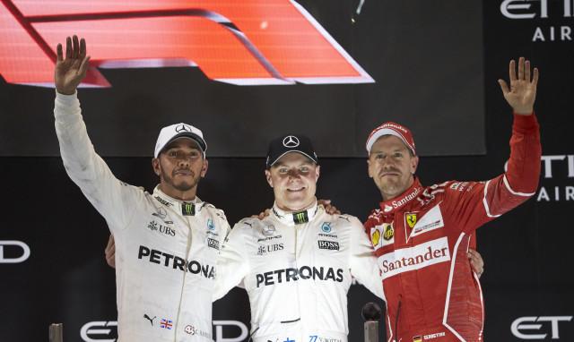 2017 Formula 1 Abu Dhabi Grand Prix